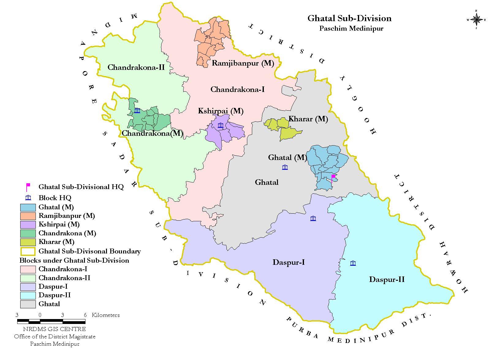 Maps | EGIYE BANGLA